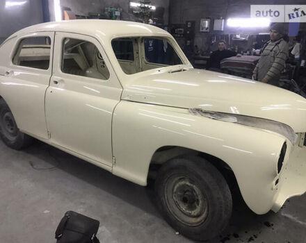 ГАЗ М 20, объемом двигателя 0 л и пробегом 19 тыс. км за 5000 $, фото 1 на Automoto.ua