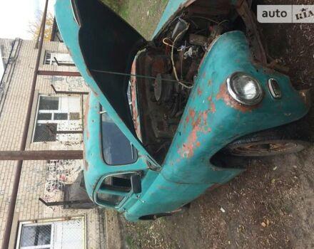 Зеленый ГАЗ М 20, объемом двигателя 1.8 л и пробегом 80 тыс. км за 280 $, фото 1 на Automoto.ua
