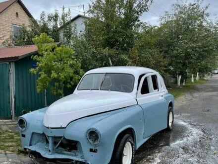 Синий ГАЗ M20, объемом двигателя 2.11 л и пробегом 10 тыс. км за 5500 $, фото 1 на Automoto.ua