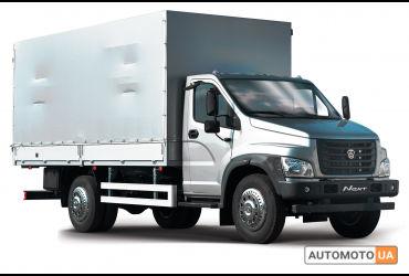 ГАЗ НЕКСТ Промтоварный фургон, объемом двигателя 4.43 л и пробегом 0 тыс. км за 36747 $, фото 1 на Automoto.ua