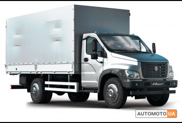 ГАЗ НЕКСТ Промтоварный фургон, объемом двигателя 4.43 л и пробегом 0 тыс. км за 39711 $, фото 1 на Automoto.ua