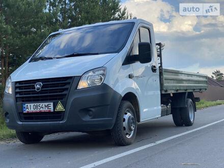 Білий ГАЗ Next, об'ємом двигуна 2.7 л та пробігом 100 тис. км за 13900 $, фото 1 на Automoto.ua