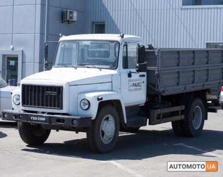 Белый ГАЗ Самосвал, объемом двигателя 4.43 л и пробегом 0 тыс. км за 36839 $, фото 1 на Automoto.ua