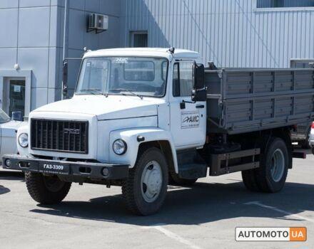 Белый ГАЗ Самосвал, объемом двигателя 4.43 л и пробегом 0 тыс. км за 36831 $, фото 1 на Automoto.ua