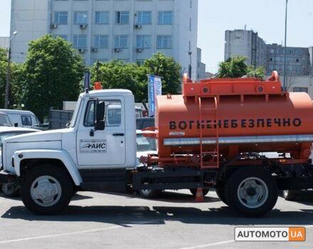 Белый ГАЗ Топливозаправщик, объемом двигателя 4.43 л и пробегом 0 тыс. км за 47773 $, фото 1 на Automoto.ua