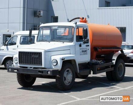 Белый ГАЗ Вакуумный, объемом двигателя 4.43 л и пробегом 0 тыс. км за 52599 $, фото 1 на Automoto.ua