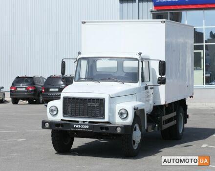 Білий ГАЗ Хлібний фургон, об'ємом двигуна 4.75 л та пробігом 0 тис. км за 34653 $, фото 1 на Automoto.ua
