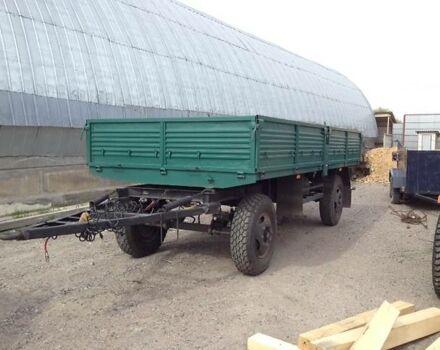 Зеленый ГКБ 8328, объемом двигателя 0 л и пробегом 1 тыс. км за 2500 $, фото 1 на Automoto.ua