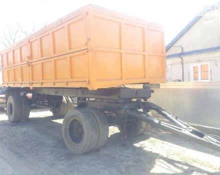 Апельсин ГКБ 8350, объемом двигателя 0 л и пробегом 1 тыс. км за 6600 $, фото 1 на Automoto.ua