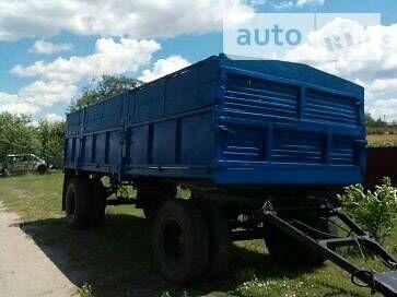 Синій ГКБ 8350, об'ємом двигуна 0 л та пробігом 1 тис. км за 2600 $, фото 1 на Automoto.ua