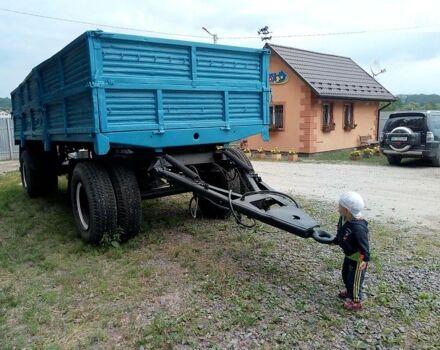 Синий ГКБ 8352, объемом двигателя 0 л и пробегом 1 тыс. км за 3750 $, фото 1 на Automoto.ua
