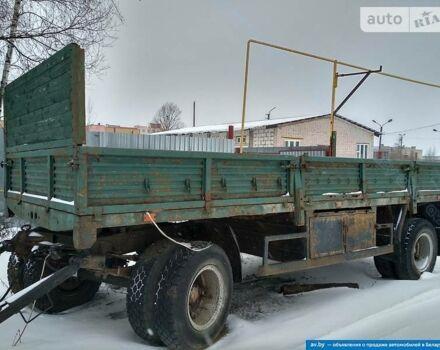 Зелений ГКБ 8527, об'ємом двигуна 0 л та пробігом 1 тис. км за 228 $, фото 1 на Automoto.ua