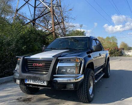 Черный ДжиЭмСи Канйон, объемом двигателя 3.5 л и пробегом 155 тыс. км за 9500 $, фото 1 на Automoto.ua