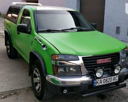 Зеленый ДжиЭмСи Канйон, объемом двигателя 2.9 л и пробегом 150 тыс. км за 7000 $, фото 1 на Automoto.ua
