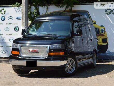 Черный ДжиЭмСи Савана, объемом двигателя 5.3 л и пробегом 140 тыс. км за 47500 $, фото 1 на Automoto.ua