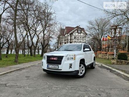 Белый ДжиЭмСи Террейн, объемом двигателя 2.4 л и пробегом 166 тыс. км за 15000 $, фото 1 на Automoto.ua