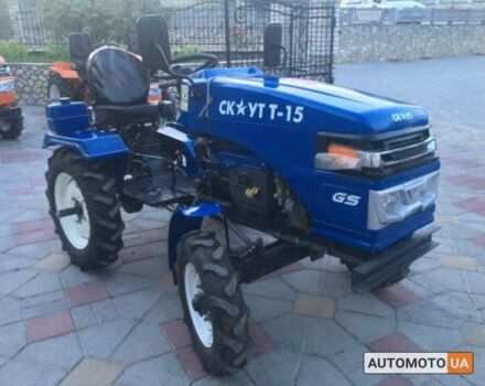 Синій Гарден Скоут Т 15, об'ємом двигуна 5 л та пробігом 0 тис. км за 2176 $, фото 1 на Automoto.ua
