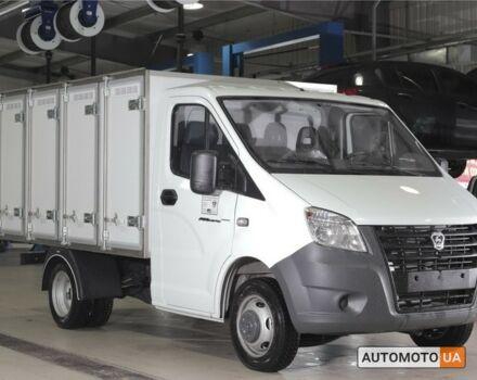 Газель НЕКСТ Хлібний фургон подовжений, об'ємом двигуна 2.69 л та пробігом 0 тис. км за 22484 $, фото 1 на Automoto.ua