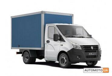 Белый Газель НЕКСТ Термический фургон, объемом двигателя 2.69 л и пробегом 0 тыс. км за 22364 $, фото 1 на Automoto.ua