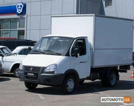 Белый Газель Термический фургон, объемом двигателя 2.7 л и пробегом 0 тыс. км за 20337 $, фото 1 на Automoto.ua