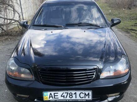Черный Джили ЦК, объемом двигателя 1.5 л и пробегом 194 тыс. км за 2800 $, фото 1 на Automoto.ua