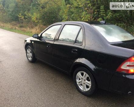 Черный Джили ЦК, объемом двигателя 1.5 л и пробегом 87 тыс. км за 3000 $, фото 1 на Automoto.ua