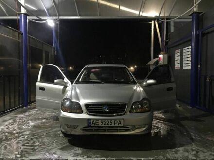 Серебряный Джили ЦК, объемом двигателя 1.5 л и пробегом 189 тыс. км за 3300 $, фото 1 на Automoto.ua