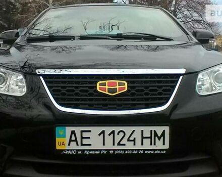 Черный Джили Эмгранд 7, объемом двигателя 1.5 л и пробегом 12 тыс. км за 7500 $, фото 1 на Automoto.ua