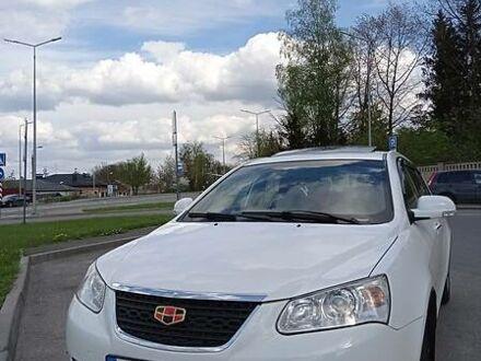 Белый Джили Эмгранд, объемом двигателя 1.8 л и пробегом 76 тыс. км за 6200 $, фото 1 на Automoto.ua