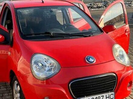 Красный Джили ЛЦ, объемом двигателя 1.3 л и пробегом 55 тыс. км за 3800 $, фото 1 на Automoto.ua