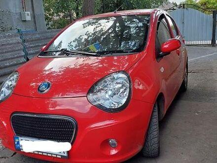 Красный Джили ЛЦ, объемом двигателя 1.3 л и пробегом 75 тыс. км за 4500 $, фото 1 на Automoto.ua