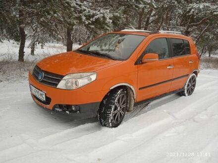 Апельсин Джили МК Кросс, объемом двигателя 1.5 л и пробегом 123 тыс. км за 3500 $, фото 1 на Automoto.ua
