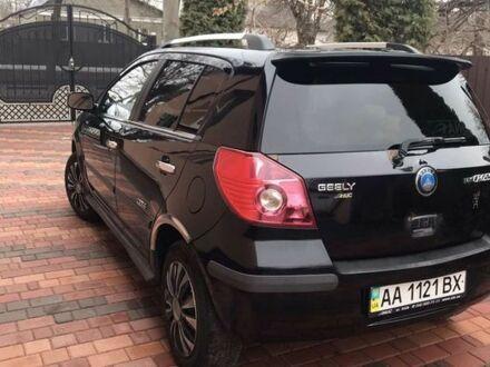 Черный Джили МК Кросс, объемом двигателя 0.15 л и пробегом 107 тыс. км за 4000 $, фото 1 на Automoto.ua
