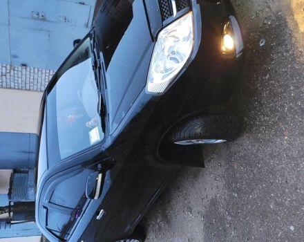 Черный Джили МК, объемом двигателя 1.6 л и пробегом 47 тыс. км за 5000 $, фото 1 на Automoto.ua