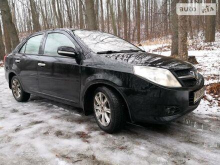 Чорний Джилі МК, об'ємом двигуна 1.6 л та пробігом 73 тис. км за 3900 $, фото 1 на Automoto.ua