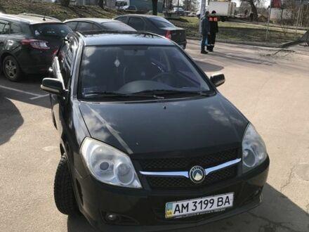 Чорний Джилі МК, об'ємом двигуна 1.6 л та пробігом 130 тис. км за 3500 $, фото 1 на Automoto.ua