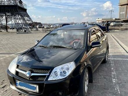 Черный Джили МК, объемом двигателя 1.6 л и пробегом 107 тыс. км за 4300 $, фото 1 на Automoto.ua
