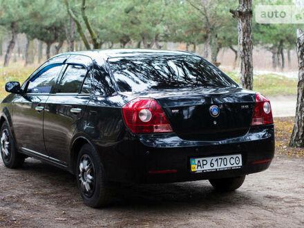 Чорний Джилі МК, об'ємом двигуна 1.5 л та пробігом 49 тис. км за 5100 $, фото 1 на Automoto.ua