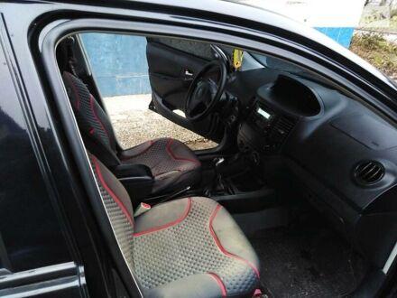 Чорний Джилі МК, об'ємом двигуна 1.5 л та пробігом 46 тис. км за 4400 $, фото 1 на Automoto.ua
