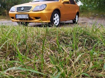 Желтый Джили МР, объемом двигателя 1.5 л и пробегом 260 тыс. км за 2900 $, фото 1 на Automoto.ua