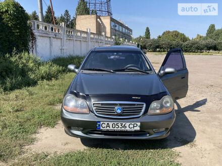 Серый Джили МР, объемом двигателя 1.5 л и пробегом 108 тыс. км за 3000 $, фото 1 на Automoto.ua