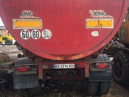 Красный Дженерал Трейлерс Trailers, объемом двигателя 0 л и пробегом 1 тыс. км за 9000 $, фото 1 на Automoto.ua