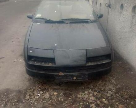 Черный Гео Шторм, объемом двигателя 1.5 л и пробегом 188 тыс. км за 1300 $, фото 1 на Automoto.ua
