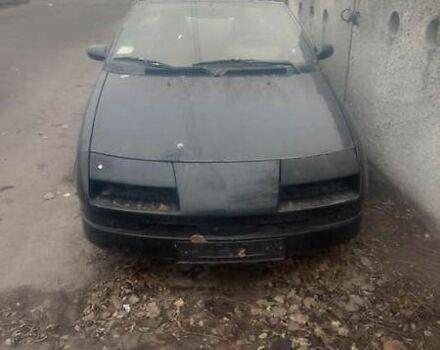 Черный Гео Шторм, объемом двигателя 1.5 л и пробегом 188 тыс. км за 1150 $, фото 1 на Automoto.ua