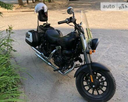 Черный Геон Блэкстер, объемом двигателя 0.25 л и пробегом 2 тыс. км за 1500 $, фото 1 на Automoto.ua