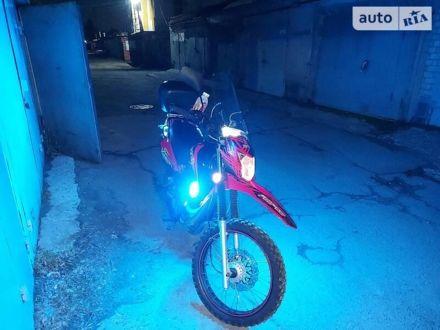 Красный Геон КС-Роад, объемом двигателя 0.2 л и пробегом 4 тыс. км за 1150 $, фото 1 на Automoto.ua