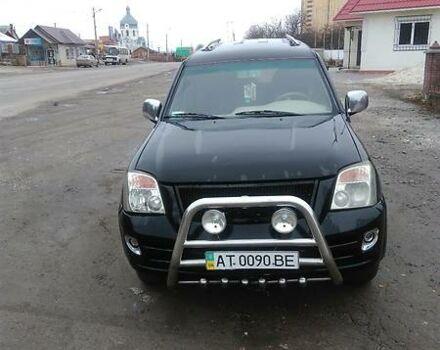 Черный Гонов Джетстар, объемом двигателя 2.3 л и пробегом 18 тыс. км за 4000 $, фото 1 на Automoto.ua