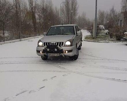 Серый Гонов Трой Сув, объемом двигателя 2.2 л и пробегом 1 тыс. км за 6000 $, фото 1 на Automoto.ua