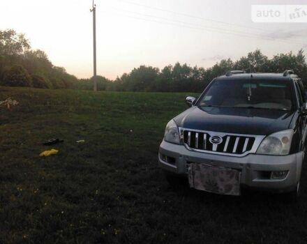 Зеленый Гонов Виктор Сув, объемом двигателя 2.2 л и пробегом 65 тыс. км за 3900 $, фото 1 на Automoto.ua