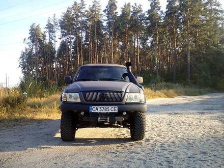 Серый Грейт Вол Сейф, объемом двигателя 2.2 л и пробегом 170 тыс. км за 5000 $, фото 1 на Automoto.ua